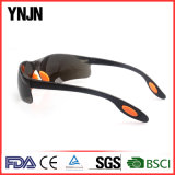 Lunettes de soleil de sécurité du travail de protection d'oeil de Ynjn