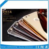 на iPhone 7 Apple/плюс рамка граници металла покрына в зеркале с стеклом алюминиевого сплава