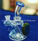 Fabrik-Preis-bunte Glaswasser-Pfeife-Recycler-Ölplattformen