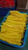 Желтая пробка возвратной пружины полиуретана с штуцером (12*8mm, 7.5M)