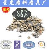 In het groot Metallurgische Rang Gecalcineerde Vuurvaste materialen 85% van het Bauxiet