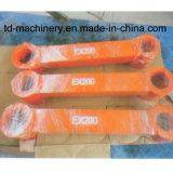 Ligação da ligação H da cubeta do braço de sustentação da máquina escavadora do enlace da cubeta da ligação da máquina escavadora H da ligação da cubeta dos acessórios da máquina escavadora