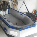 Heißluft-nahtlose Dichtungs-Maschine für aufblasbares Sofa-Boots-wasserdichte Produkte