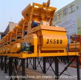 Машина смесителя цемента Js500 конкретная смешивая
