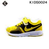 Chaussures de course de sports de gosses avec DM Outsole