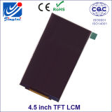 Indicador do LCD 4.5inch TFT IPS LCD do telefone