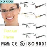 Qualitäts-optischer Rahmen Eyewear Titanbrille