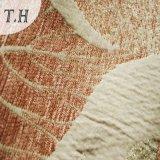 Disegno del foglio del tessuto del jacquard del Chenille (FTH31015A)