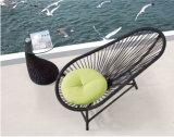 모래 사장 옥상 발코니 등나무 속이는 침대 수영장 라운지용 의자