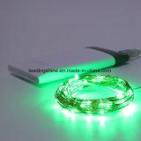 Приведенный в действие USB свет зеленого Starlight СИД Fairy звёздный для украшения рождества приём гостей в саду