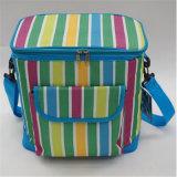 La venta directa de Aislamiento Térmico bolsa de la bolsa de hielo bolsa de almuerzo azul Bing (GB # 173)