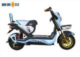 Elektrischer Moped-Roller-hintere Bremse mit Reichweiten-Abstand des Verschluss-60km färben