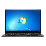 Дешевый оригинал 14 компьютер-книжка Intel I5 Ultrabook углерода блокнот X1 дюйма компьтер-книжка офиса SSD 8g + 192g