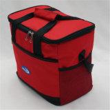 Bolso fresco portable diagonal portable del almuerzo del bolso del aislante termal del hielo de paquete (GB#062A)