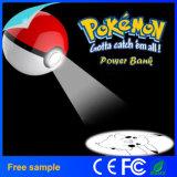 Classe quente da venda um banco da potência de Pokeball da bateria de lítio