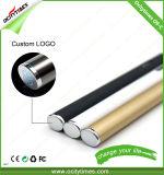 Sigaretta a gettare piana di Cbd E dell'olio di canapa di Ocitytimes O9-C con la bobina di ceramica