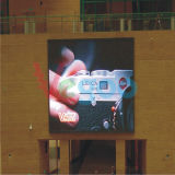 Indicador de diodo emissor de luz interno perfeito da esfera da cor cheia do efeito P3 da visão