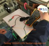CA 0-0.333V o 0-5V trasduttore flessibile spaccato della bobina di CA Rogowski