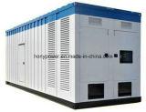Комплект генератора серии 65kvasoundproof/Silent Cummins силы Hyc-65 Hony тепловозный