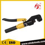 6t 12mm Hydraulische Snijder van de Staaf van het Staal (hy-12)