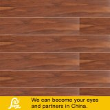 Inkjectの床および壁Wd91501 150X900mmのための木の感動させる無作法な磁器のタイル