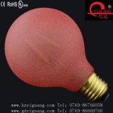 Lámpara ligera 230V E27 B22, bulbos del surtidor LED del filamento de G80 6W LED