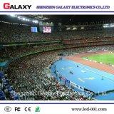 P8 / P10 / P16 Exhibición video a todo color fijada al aire libre del LED para la publicidad, muestra, estadio