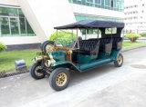 Carro antiquado elétrico do veículo dos troles do interesse especial do prestígio
