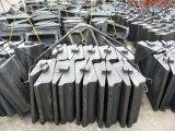 Mn16cr2 시멘트 선반 강선 공급 끝 헤드 강선
