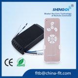 De controle remoto sem fio do baixo preço com transmissor e receptor do RF