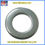 Rondelle en acier et rondelle à ressort, rondelle de dent (HS-SW-002)