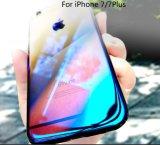 Dekking van het Geval van de Telefoon van het Geval van het Plateren van het silicone de Transparante Uiterst dunne voor iPhone/Note8