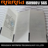860-960 etiquetas pasivas de la frecuencia ultraelevada RFID del megaciclo para el documento