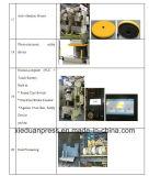 미사일구조물 유형 단일 지점 압박 대만 Teco 모터, 일본 NTN/NSK 방위, 일본의 타코 두 배 솔레노이드 벨브를 가진 300 톤