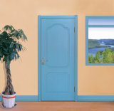 Дверь Veneer дома декоративная покрашенная деревянная HDF (дверь veneer)