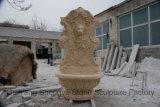 Fontana di parete di marmo