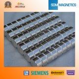 De concurrerende Magneet van de Schijf van het Neodymium van de Zeldzame aarde N38sh