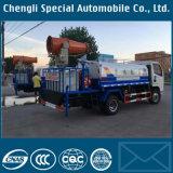 5tons 물 탱크를 가진 Dongfeng 4X2 포좌 물뿌리개 트럭