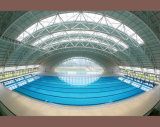 Het geprefabriceerde Dak van het Zwembad van het Frame van de Structuur van het Staal