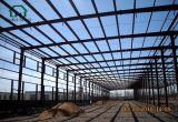 Stahllager-Aufbau für Logistik
