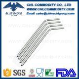 SGSおよびFDAの証明の18/8のステンレス鋼のタンブラーのわら