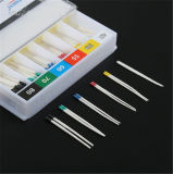 Depth Gutta Percha Puntos de material ortodóncico para el uso de llenado dental