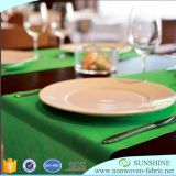 安い正方形のテーブルクロス、基本的な多テーブルクロス、白いテーブルクロス