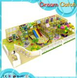 Baby-kleiner Innenspielplatz-Spiel-Gymnastik-Teildienst-Entwurf