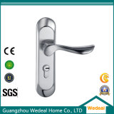 Aço inoxidável porta fechadura uso do interior