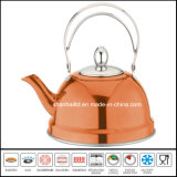 Чайник чая цвета высокого качества
