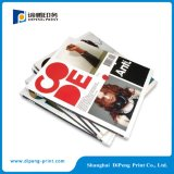 Magazine de haute qualité d'impression avec la conception personnalisée