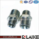 Carbonio Steel NPT Male Hydraulics Hose Fitting (1N)