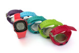 デジタル無線新しい方法LCD Multifuntion心拍数のモニタの腕時計