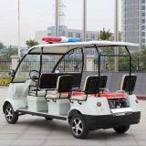 Carro elétrico Emergency pequeno da ambulância dos carros de golfe do tamanho (DVJH-1)